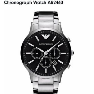 Emporio Armani Men's Sportivo Chronograph Watch